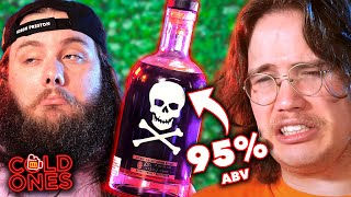 Trying the World's Strongest Alcohol
