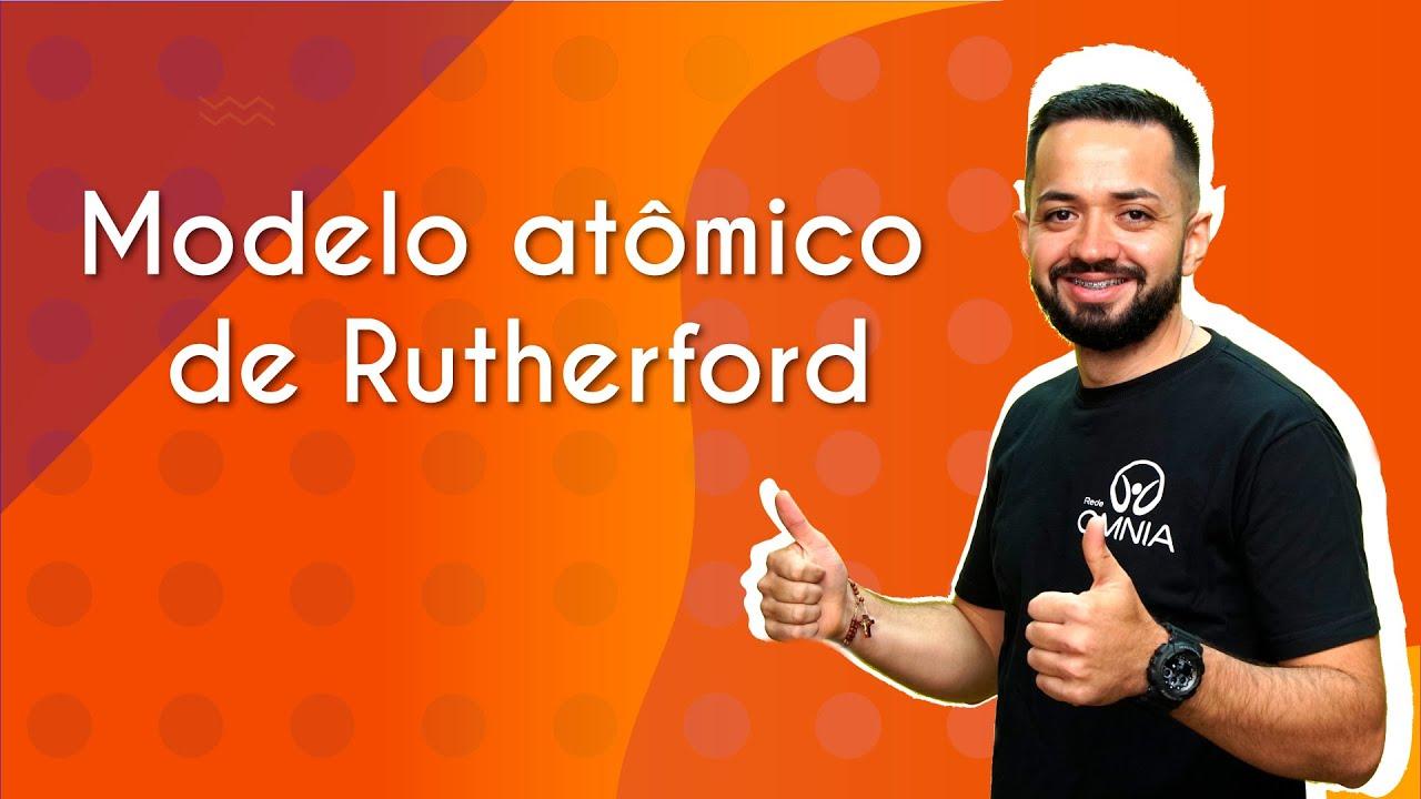 Modelo atômico de Rutherford