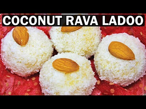 Coconut Ladoo | Indian Sweet Dish | Easy To Make Desert Recipe
