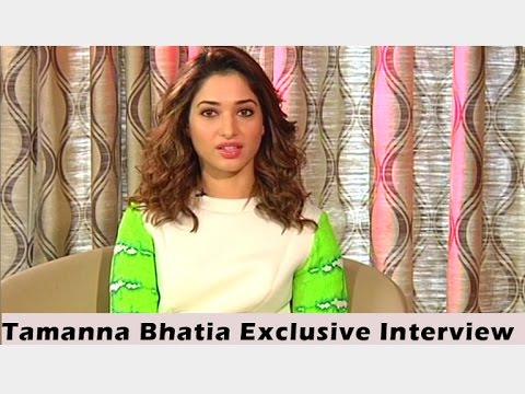 Tamannaah Interview about Bengal tiger