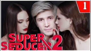 SUPER SEDUCTION! - xQc  PLAYS SUPER SEDUCER 2 w/CHAT