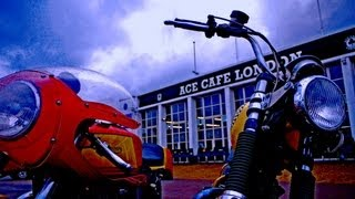 preview picture of video 'A night at Ace Cafè London by Metzeler'