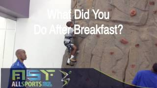 What did you do after breakfast?