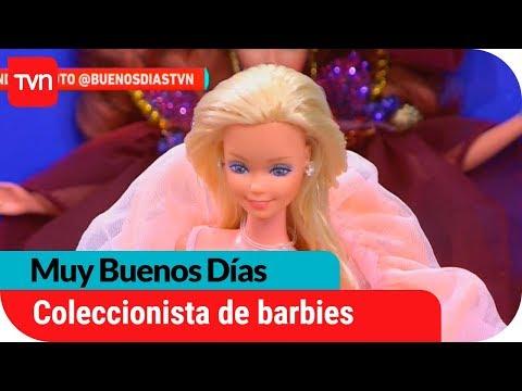 ¡Coleccionista de Barbies sorprende con su hobbie!  | Muy buenos días