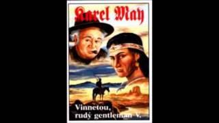 Karel May Vinnetou rudý gentleman 20 Hora Hancook 02