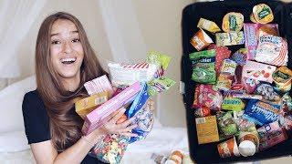 Einkäufe Fürs INTERNAT: Süßigkeiten Edition Hannah