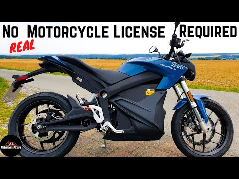 2021 Zero Motorcycles S ZF7.2 in Shelby Township, Michigan - Video 1