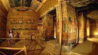 Что в нутри ЕГИПЕТСКИХ ПИРАМИД ?Эксклюзивная  Съёмка пирамид изнутри.