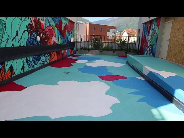 Fresque Workspray