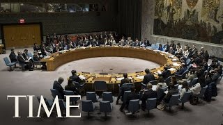 U.N. Security Council Briefing On The U.S. Air Strike In Syria | TIME