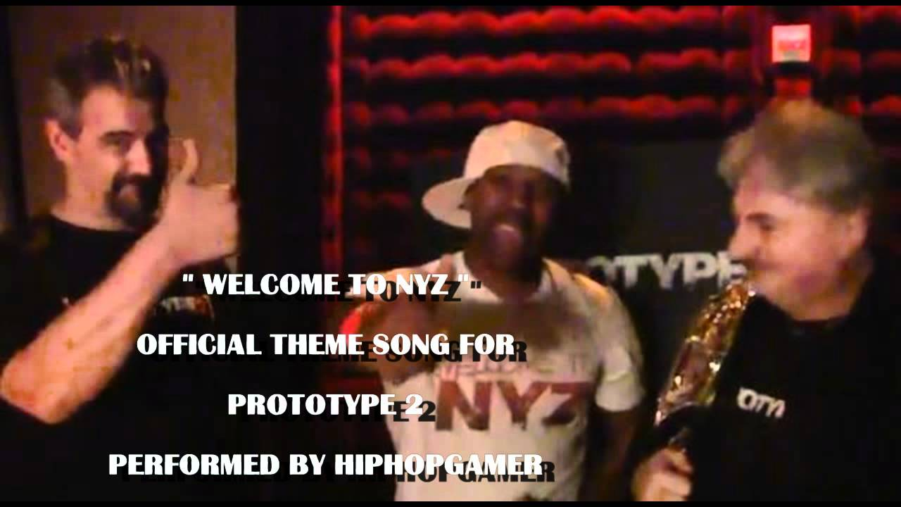 The Hip Hop Gamer Raps About Prototype 2 For Prototype 2