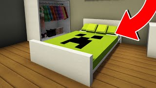 Beautiful Chambre Moderne Minecraft Pictures - House Design ...