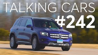 2020 Mercedes-Benz GLB First Impressions; Replacing Run-Flats with Standard Tires | Talking Cars 242