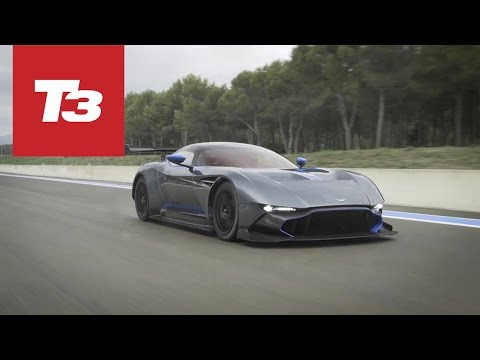 Test Ride - Aston Martin Vulcan Supercar