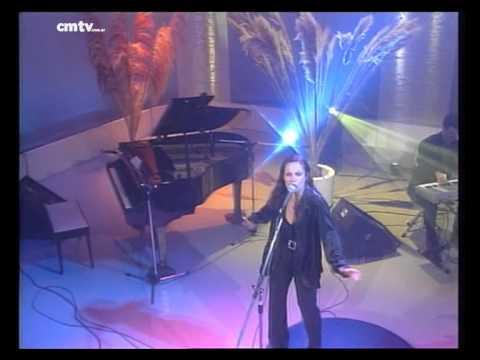 Sandra Mihanovich video Es la vida que me alcanza - CM Vivo mayo 1997
