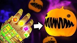SECRET PUMPKIN ENDING - Cave Digger Riches DLC Gameplay - HTC Vive Pro Gameplay