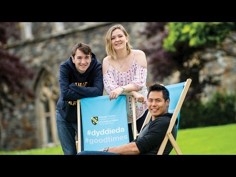 University of Wales Trinity Saint David video