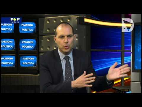 Passioni & Politica - Il presidente del Corecom Toscana intervistato da Elisabetta Matini.