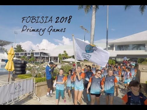 FOBISIA Primary Games 2018