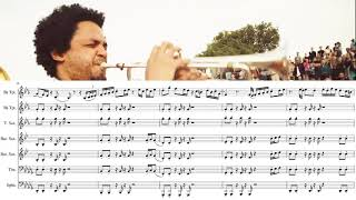 Transcription   MEUTE: You & Me (trumpet Solo)