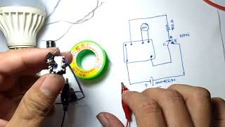 Download Video Mini inverter 3,7v DC  ke 220v AC #hasan tojoe tojoe MP3 3GP MP4