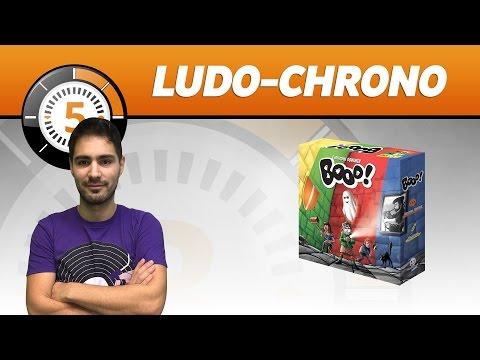 LudoChrono - Booo! - English Version