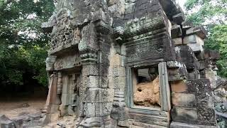 preview picture of video 'Banteay Thom Temple Siem Reap - The Forgotten Temple'