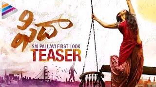 Sai Pallavi First Look Teaser   Varun Tej Fidaa Movie   Sekhar Kammula