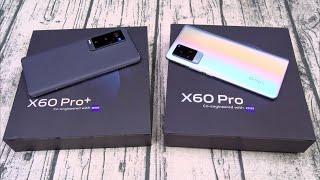 Vivo X60 Pro & Vivo X60 Pro+ Real Review