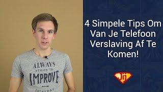 4 Simpele Tips Om Van Je Telefoon Verslaving Af Te Komen