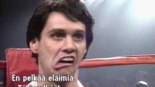 Jim Carrey is Rocky Balboa