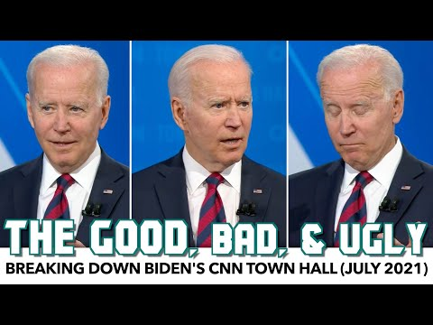 The Good, Bad, & Ugly From Biden's CNN Town Hall