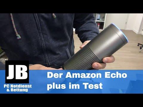 Amazon Echo Plus unboxing und erster Test. Lohnt der integrierte Smart-Home-Hub? Wie einfach gehts??