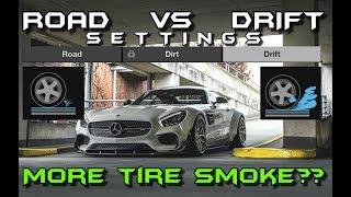 Gran Turismo Sport: Road Settings VS Drift Settings | Easier To Drift