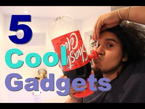 5 Cool Crazy Kitchen Gadgets Testing\Review!! - As Seen on TV ✔