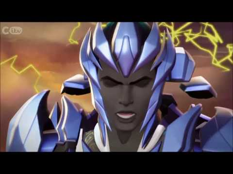 Max Steel Season 3: Wrath of Makino Part Two (English)