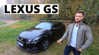 Lexus GS - nowszy, niż z fabryki (zgadniesz przebieg?)