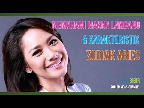Video Memahami Makna Lambang Dan Karakteristik Zodiak Aries