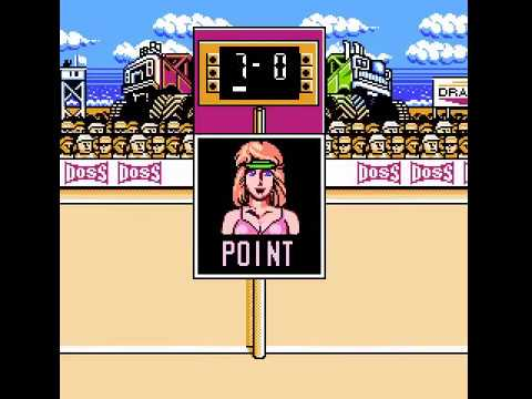NES Longplay [674] Super Spike V'Ball