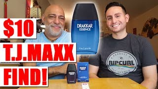 Drakkar Essence by Guy Laroche Fragrance / Cologne Review