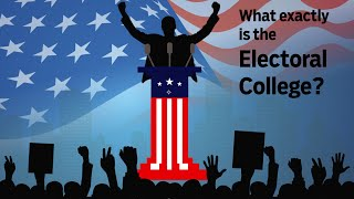How is the US President elected?
