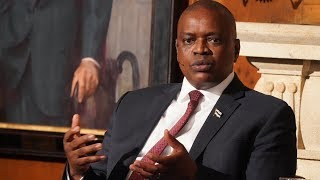 A Conversation With Mokgweetsi Masisi