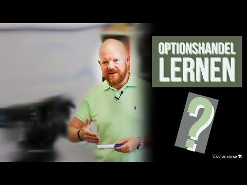 Echtes training für händler von binären optionen