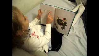 Little 4 Year Old Can Read In Two LANGUAGES Learning IS FUN!