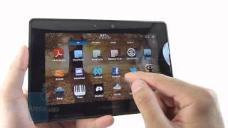 RIM BlackBerry PlayBook Review