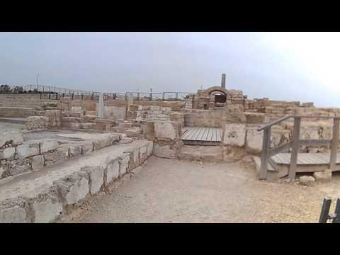 Израиль древний город Кесария
