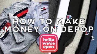 How To Make Money On Depop