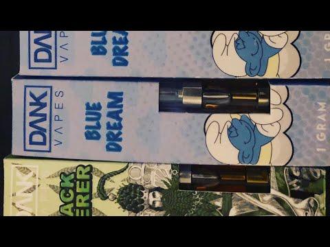 Dank Vapes- Blue Dream - смотреть онлайн на Hah Life
