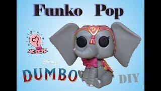 DIY - Dumbo - Funko Pop