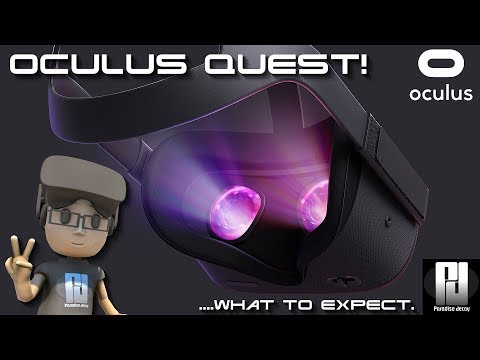 The new Oculus Quest and what it means for us Gamers! :: SteamVR